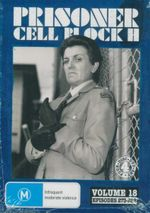 Prisoner Cell Block H : Volume 18 - Episodes 273 - 288 - Peter Curtin