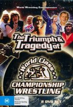 The Triumph and Tragedy of World Class Championship Wrestling : WWE - Ric Flair