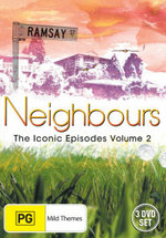 Neighbours - The Iconic Episodes : Volume 2