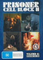 Prisoner Cell Block H : Volume 21 - Episodes 321 - 336