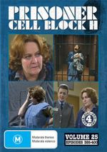 Prisoner Cell Block H : Volume 25 - Episodes 385 - 400