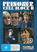 Prisoner Cell Block H : Volume 26 - Episodes 401 - 416 - Betty Bobbit