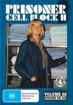 Prisoner Cell Block H : Volume 28 - Episodes 433 - 448