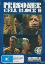 Prisoner Cell Block H : Volume 30 - Episodes 465 - 480