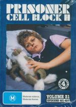 Prisoner Cell Block H : Volume 31 - Episodes 481 - 496