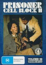Prisoner Cell Block H : Volume 32 - Episodes 497 - 512