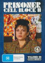 Prisoner Cell Block H : Volume 33 - Episodes 513 - 528