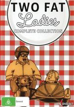 Two Fat Ladies : Complete Collection - Clarissa Dickson Wright