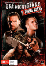 One Night Stand : Extreme Rules 2008 : WWE - Randy Orton