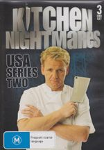 Kitchen Nightmares USA : The Complete Season 2 - Gordon Ramsay
