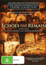 Echoes That Remain : The Story Of The People Of The Shtetl, The World That Was... - Arnold Schwartzman
