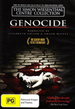 Genocide  : The Simon Wiesenthal Centre Collection - Elizabeth Taylor