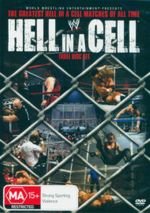 Hell In A Cell : The Greatest Hell In A Cell Matches Of All Time (Three Disc Set)