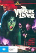 The Vampire Lovers - Ingrid Pitt