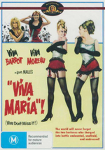 Viva Maria - Brigitte Bardot