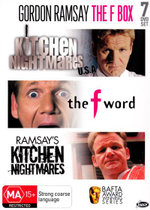 Gordon Ramsey : The F Box - Janet Street-Porter