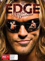 Edge - A Decade of Decadence : WWE