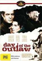 Day Of The Outlaw : Out of the Blizzard Came the Most Feared Killers Who Ever Took Over a Town. - Tina Louise