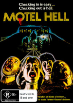 Motel Hell : Checking In Is Easy ... Checking Out Is Hell. - Rory Calhoun
