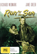 Run For The Sun : The White-Hot Story of a Fantastic Hunt With Human Game as Prey - Trevor Howard