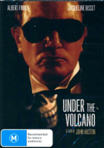Under the Volcano - Albert Finney