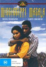 Mississippi Masala - Sarita Choudhury