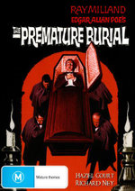 The Premature Burial - Heather Angel
