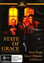 State of Grace : The Irish Mob in New York - Ed Harris