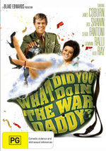 What Did You Do in the War, Daddy? - Carroll OConnor