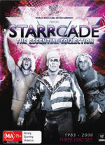 Starrcade : The Essential Collection (1983 - 2000) : WWE - David Crockett