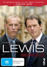 Lewis : Series 2 - Clare Holman