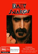 Baby Snakes : Starring Frank Zappa - Frank Zappa