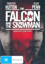 The Falcon and the Snowman : Based on a True Story - Sean Penn