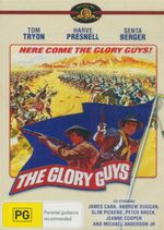 The Glory Guys : Here Comes The Glory Guys - Senta Berger