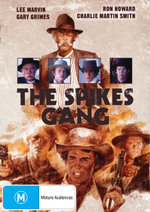 The Spikes Gang - Gary Grimes