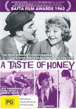 A Taste of Honey : The Prize Winning Comedy-Drama of a Young Girl's Passionate Love For Life! - Murray Melvin
