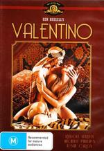 Valentino - Rudolf Nureyev