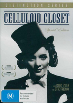 The Celluloid Closet : Special Edition : Distinction Series - Jeffrey Friedman