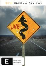 Rush - Snakes & Arrows : Live (3 Disc Set) - Francois Lamoureux