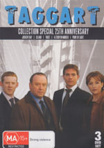 Taggart : Collection Special 25th Anniversary