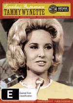 Tammy Wynette : Legendary Performances-Country Music Hall Of Fame