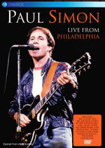 Paul Simon : Live From Philadelphia - Paul Simon