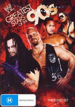 WWE : Greatest Wrestling Stars of the '90s
