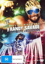 Macho Madness : The Randy Savage Ultimate Collection : WWE - Randy Savage