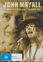 John Mayall - The Godfather of British Blues / The Turning Point - John Mayall