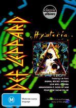 Def Leppard- Hysteria : Hysteria (Classic Albums) - Def Leppard