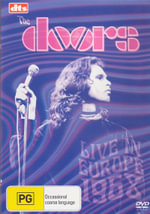 The Doors : Live in Europe 1968