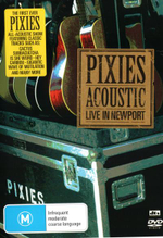 Pixies Acoustic : Live in Newport - David Lovering