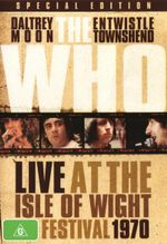 The Who : Special Edition : Live at the Isle of Wight Festival 1970 - Murray Lerner