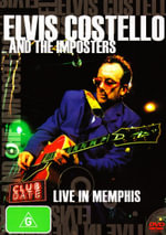 Elvis Costello and The Imposters - Club Date : Live in Memphis - Michael B Borofsky